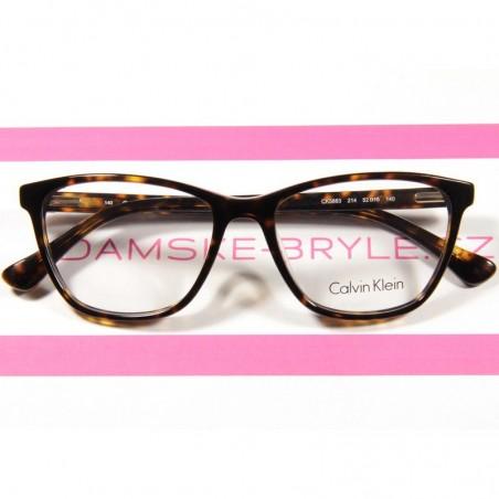 Calvin Klein CK5883 214 dámské dioptrické brýle